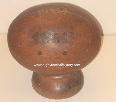 Gilbert Rugby Ball 1851