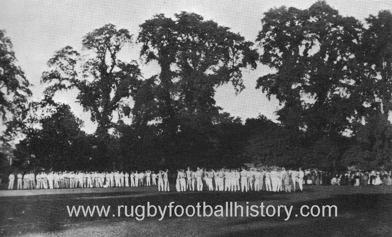 rugby school 1860