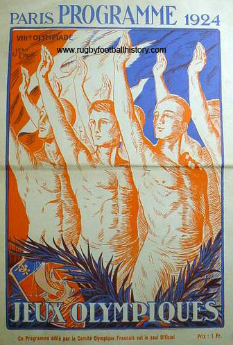 1924 olympic programme