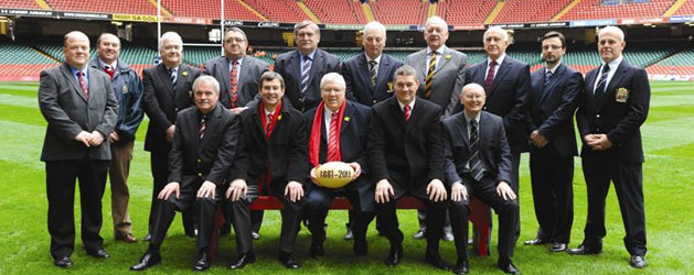 130 years of WRU